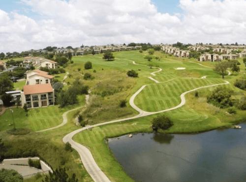 Aerial view of Jackal Creek Golf Estate
